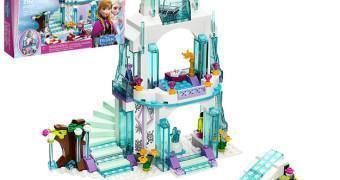 LEGO Frozen: Palácio de Gelo da Rainha Elsa