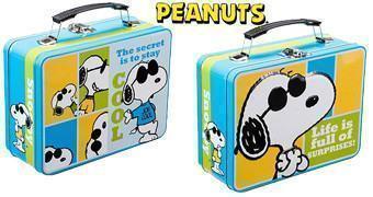Lancheira Snoopy Joe Cool