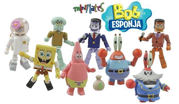 Spongebob-Squarepants-Series-01-Minimates-01