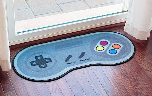 Tapete-Capacho-16-Bit-Game-Controller-Doormat-02
