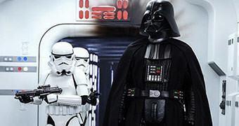 Darth Vader da Hot Toys é simplesmente perfeito em todos os detalhes