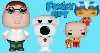 Bonecos Funko Pop! Family Guy