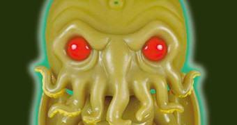 Boneco Pop! Cthulhu de H. P. Lovecraft – Versão Fosforescente