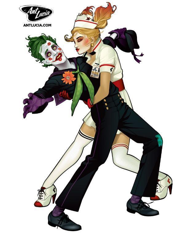 Estatua-DC-Bombshells-Joker-e-Harley-Quinn-02