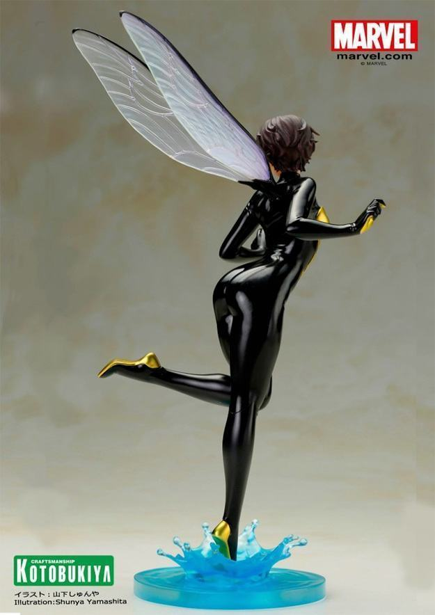 Estatua-Wasp-Vespa-Marvel-Bishoujo-03