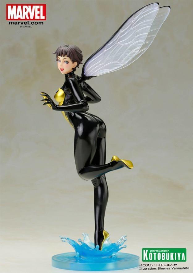 Estatua-Wasp-Vespa-Marvel-Bishoujo-04