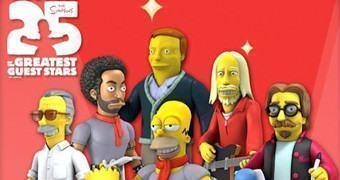 Simpsons Greatest Guest Stars 6: Stan Lee, Adam West, Matt Groening, Tom Petty e Lenny Kravitz!