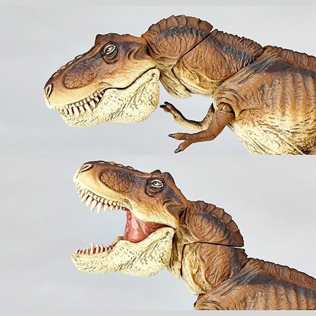 Action-Figure-Jurassic-Park-T-Rex-Revoltech-03