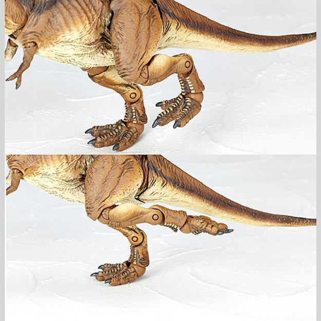 Action-Figure-Jurassic-Park-T-Rex-Revoltech-04