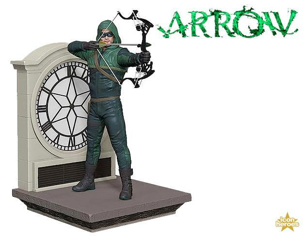 Arqueiro-Verde-Arrow-Bookend-01