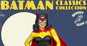 Maquete Batwoman (Kathy Kane) – Tweeterhead Batman Classic Collection