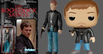 Bonecos Pop! e Action Figures ReAction do Filme Santos Justiceiros (The Boondock Saints)