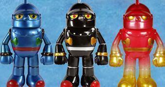 Gigantor Funko Hikari Sofubi – Bonecos em Estilo Japonês