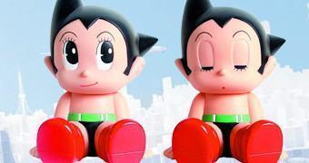 Cofres Astro Boy de Osamu Tezuka