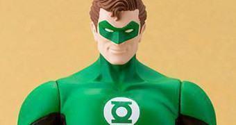 Estátua Green Lantern DC  Classic Costume ArtFX+ (Lanterna Verde)