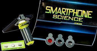 Kit Científico Smartphone Science com Experimentos em Tablets e Celulares