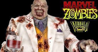 Kingpin Zumbi – Busto Gentle Giant Marvel Zombie