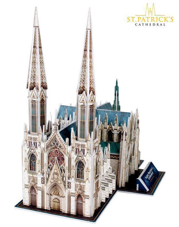 Quebra-Cabeca-3D-St-Patrick-Cathedral-3D-Puzzle-02