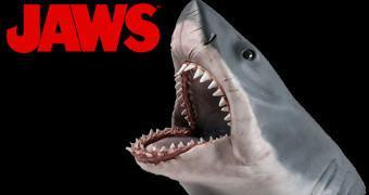 Busto do Tubarão Bruce em Escala 1:6 (Jaws)