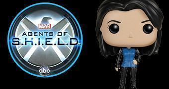 Agente Melinda May Pop! da Série Agents of S.H.I.E.L.D.