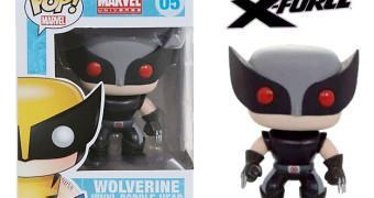 Boneco Funko Pop! Wolverine X-Force