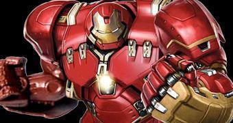 Cofre de Moedas Hulkbuster – The Avengers Age of Ultron Bust Bank