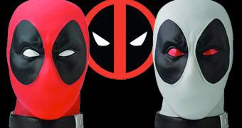 Cofres Marvel Heroes Deadpool Head Banks