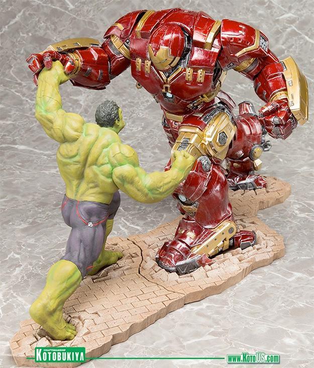 Estatua-Avengers-Age-Ultron-Hulkbuster-e-Hulk-ArtFX-01a