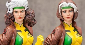 Rogue Fine Art (X-Men Danger Room Sessions) – Estátua Kotobukiya 1:6