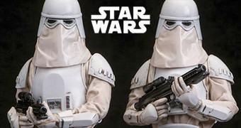Star Wars ArtFX+ Snowtroopers – Estátuas Kotobukiya