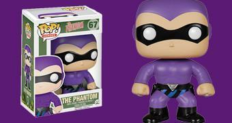 Boneco Funko Pop! O Fantasma (The Phantom)