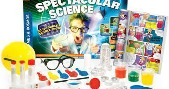 Kit Científico Spectacular Science Show (Thames & Kosmos)