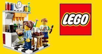 Feliz Páscoa Pintando Ovos de Páscoa LEGO!