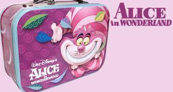 Lancheira Alice no País das Maravilhas: Gato de Cheshire
