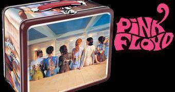 "Lancheira Pink Floyd ""Back Art"""