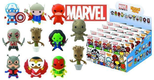 Marvel-Heroes-Series-2-Laser-Cut-Figural-Keyring-01