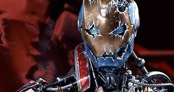 Ultron Mark I em Vingadores: Era de Ultron – Action Figure Perfeita Hot Toys