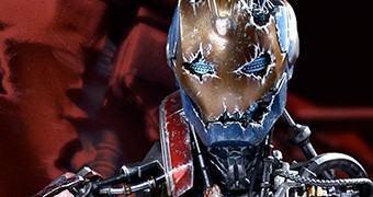 Ultron Mark I em Vingadores: Era de Ultron – Action Figure Perfeita Hot Toys