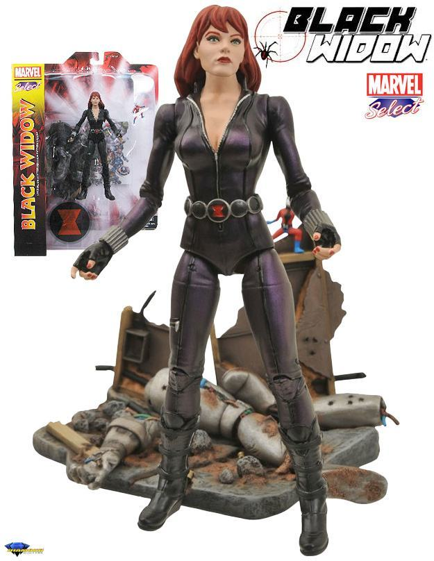 Action-Figure-Viuva-Negra-Black-WIdow-Marvel-Select-Comics-01