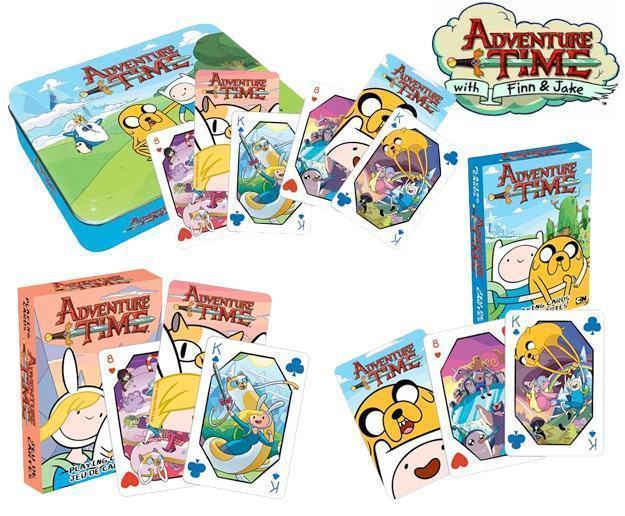 Baralhos-Hora-de-Aventura-Adventure-Time-Cards-01