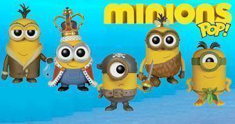 Minions Bonecos Funko Pop!