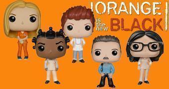 Bonecas Funko Pop! Orange is the New Black