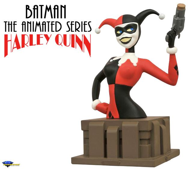 Busto-Batman-Animated-Series-Harley-Quinn-Bust-01