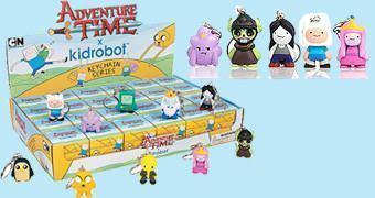 Chaveiros Hora de Aventura: Adventure Time + Kidrobot