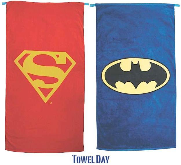 Dia-da-Toalha-Superman-Batman-Toalha-Capa-01