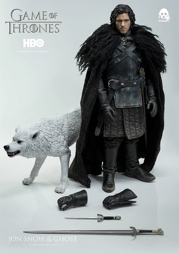 Jon-Snow-Game-of-Thrones-Action-Figure-Threezero-13