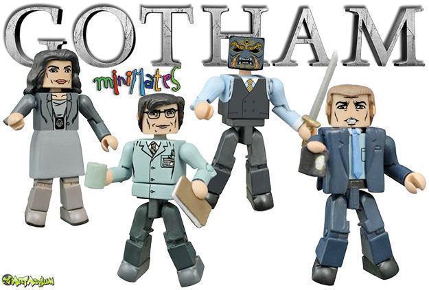 Minimates-Gotham-Serie-TV-01