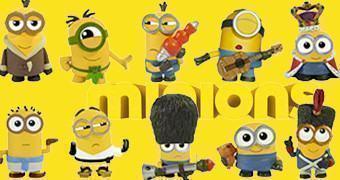 Minions Mystery Minis – Mini-Figuras Funko (Blind-Box)