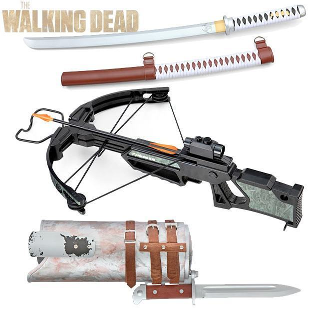 Walking-Dead-Roleplay-Weapons-Armas-01