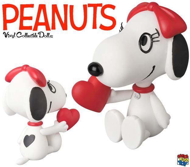 Boneca-Peanuts-Belle-VCD-Medicom-01